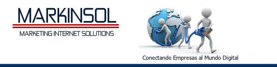 Markinsol - Marketing Internet Solutions - Expertos en Sitios Web y Optimización