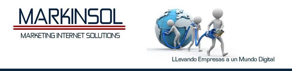 Markinsol, expertos en Sitios Web y SEO