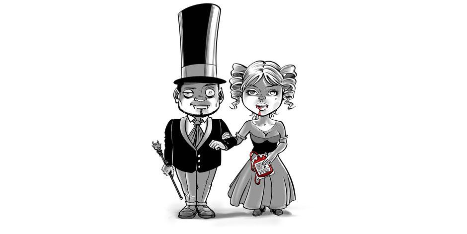 Vamp Couple
