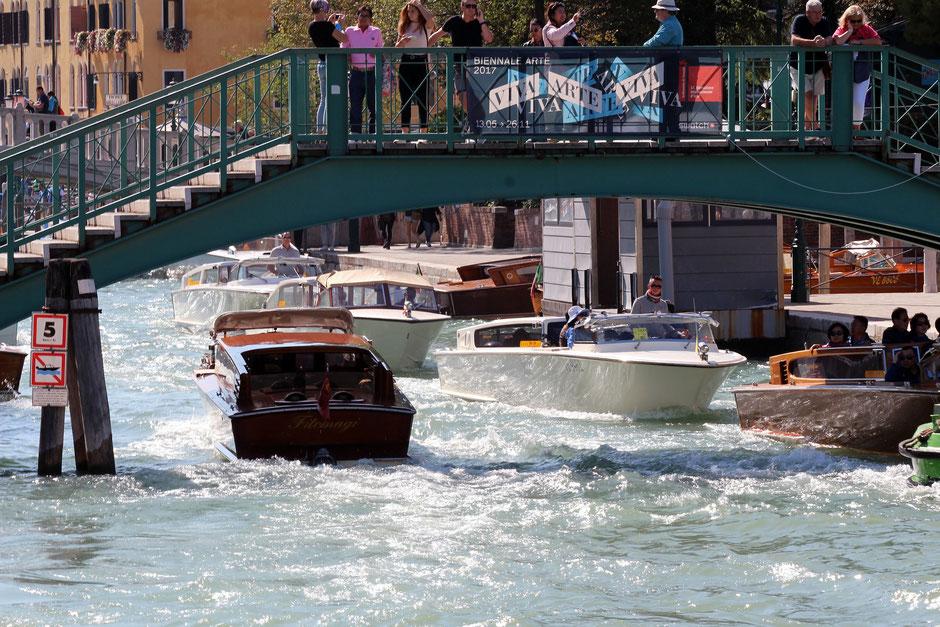 Venetië in 2017, toen alles er nog heel druk en 'normaal' was - Foto: Pixabay / Ukrain13