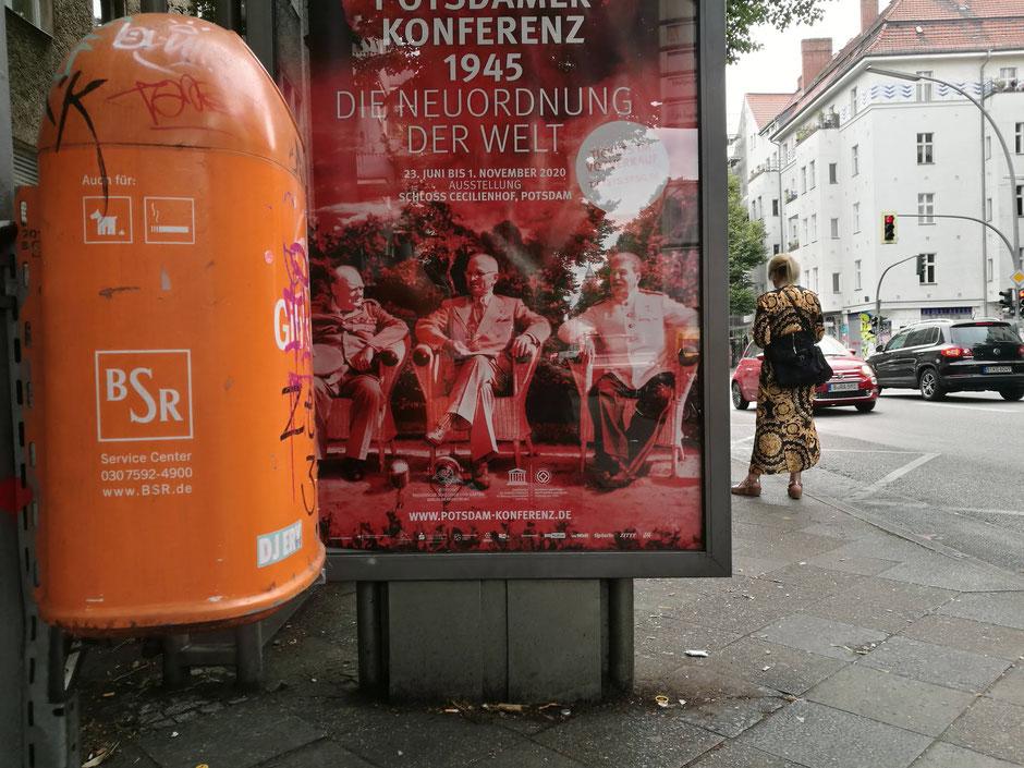 Berlijn aan de vooravond van een nieuwe wereld. Foto: Peter Bijl