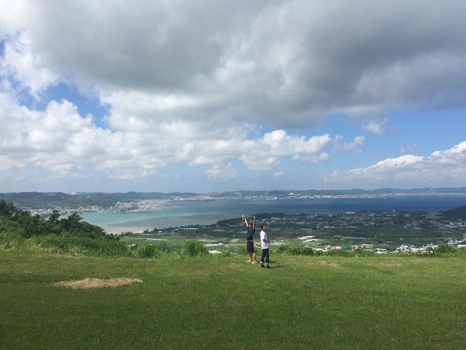 沖縄南城市 サザンウイング Jimdo TV CM撮影