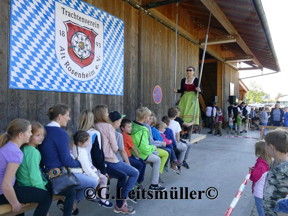 Kirtahutschen Alt Rosenheim