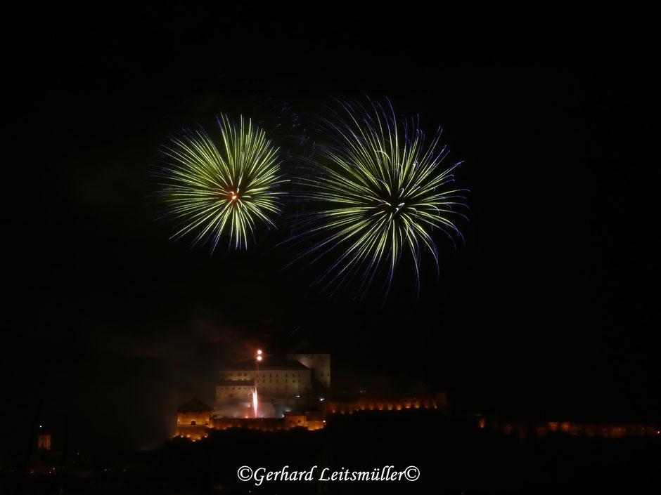 Silvestervorfeier in Kufstein
