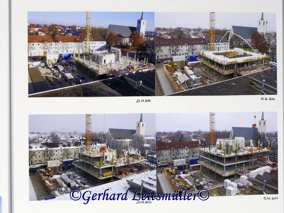 Neubaueröffnungsfeier Landratsamt Rosenheim