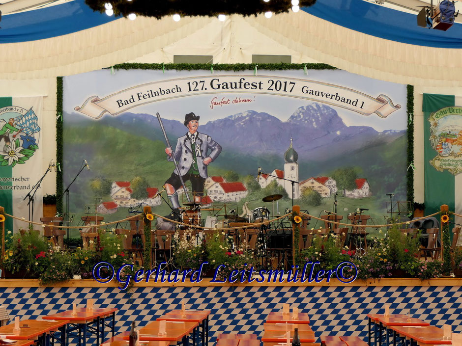 16.07.2016 Gaufest des Gauverbandes 1 in Bad Feilnbach