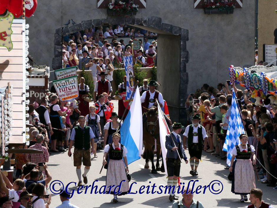 Herbstfest in Rosenheim 2017