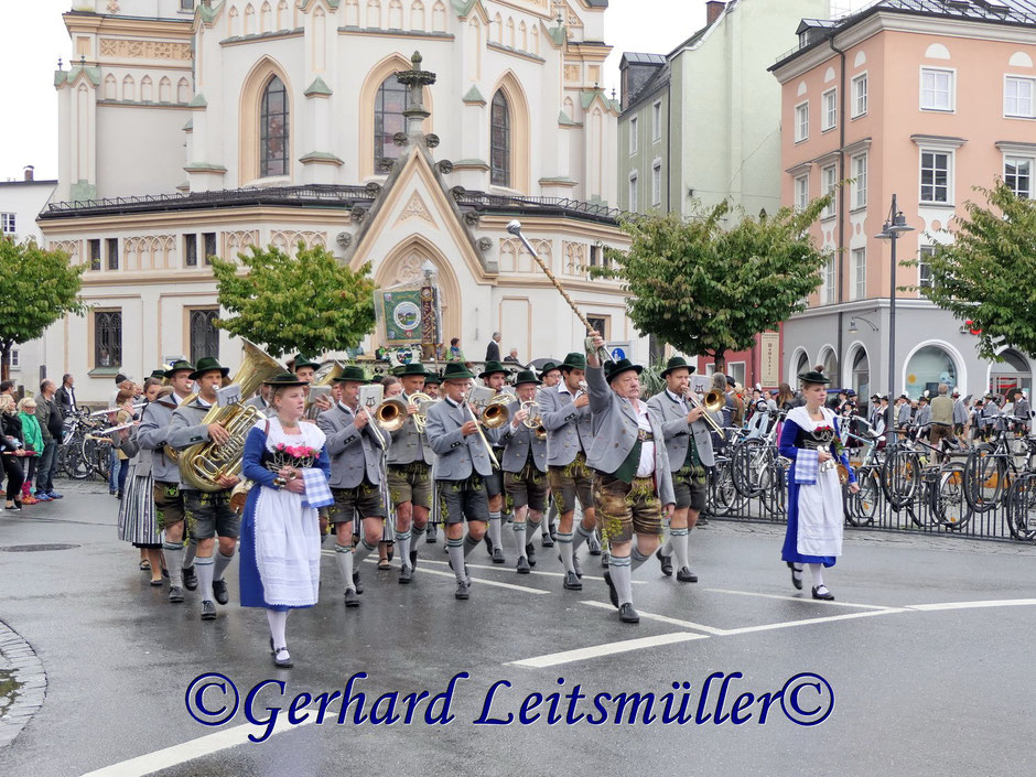 Erntedankfest in Rosenheim