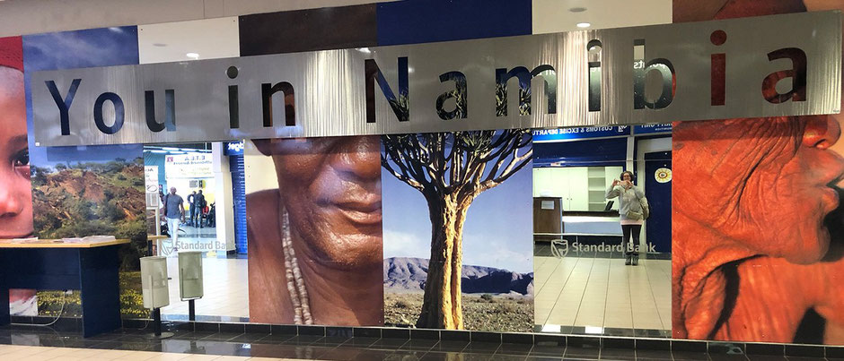 Welcome in Namibia