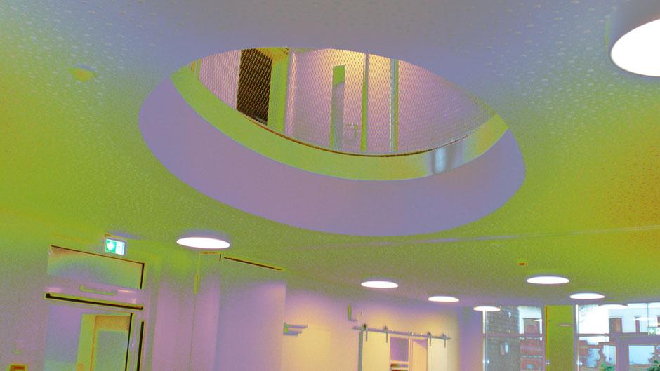 Schallschutz im Trockenbau in öffentlichen Gebäuden