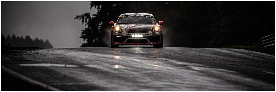 Cayman GT4 CS :|: Krämer Racing :|: VLN 6-2019