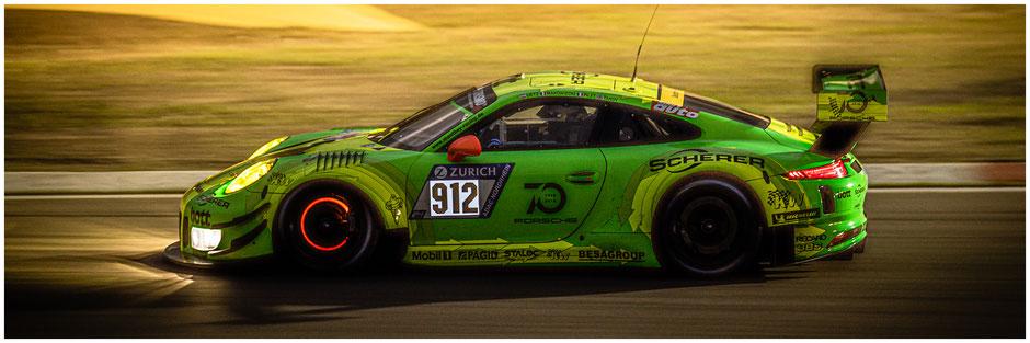911 GT3 R :|: Manthey Racing :|: 24 h-Rennen 2018