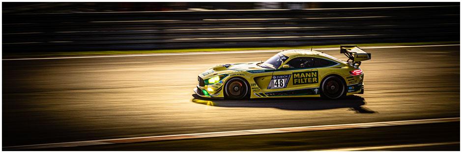 AMG GT3 :|: Mann-Filter Team HTP Motorsport :|: 24 h-Rennen 2017