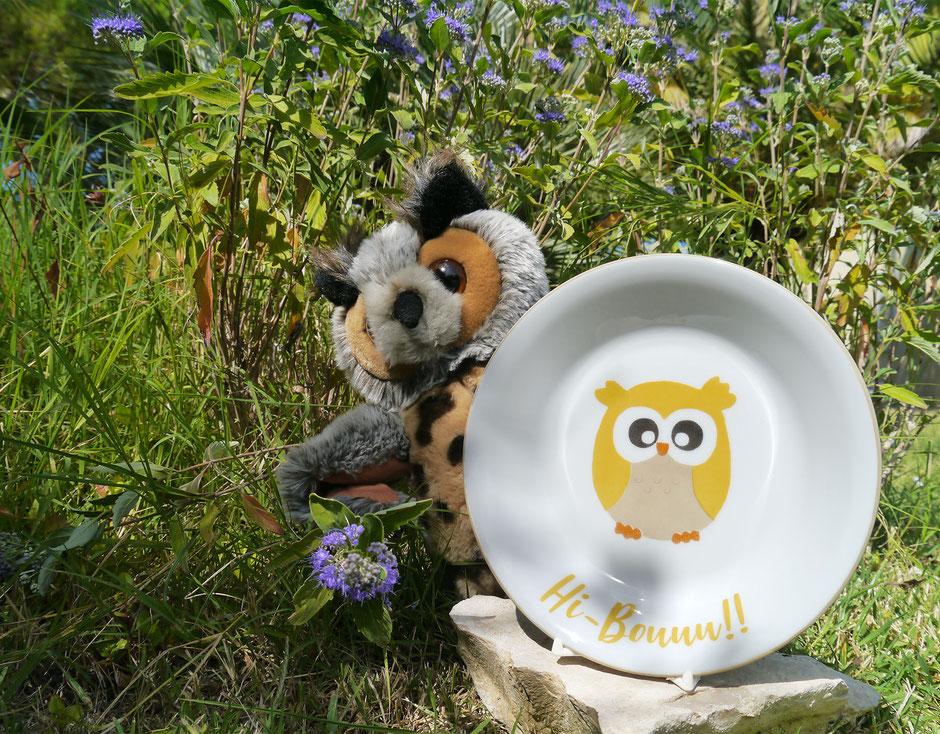 Vaisselle enfant personalisée porcelaine