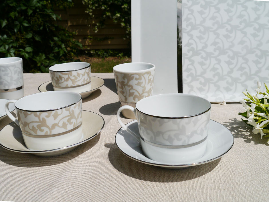 Collection Trianon Nara Porcelaine