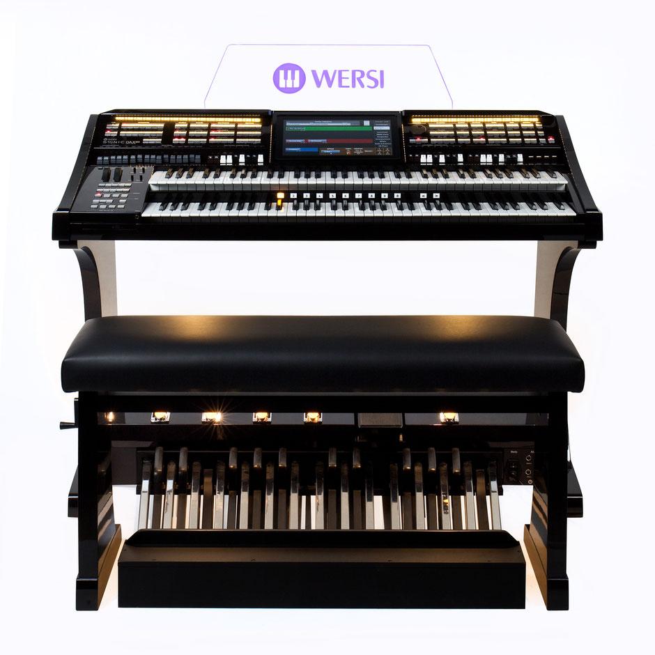 WERSI SONIC OAX-800 || WERSI Leipzig