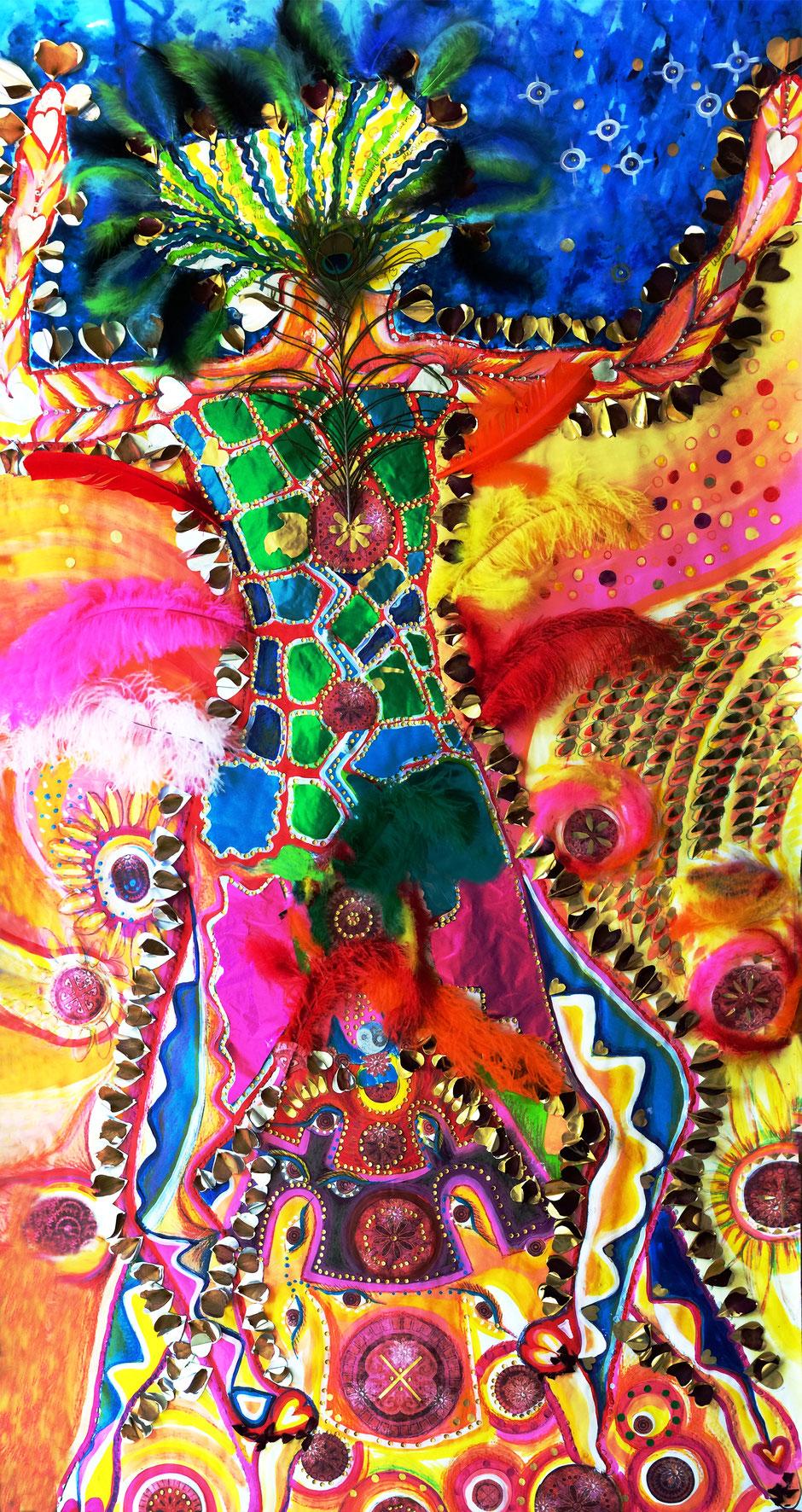 Butterfly Shaman 2016