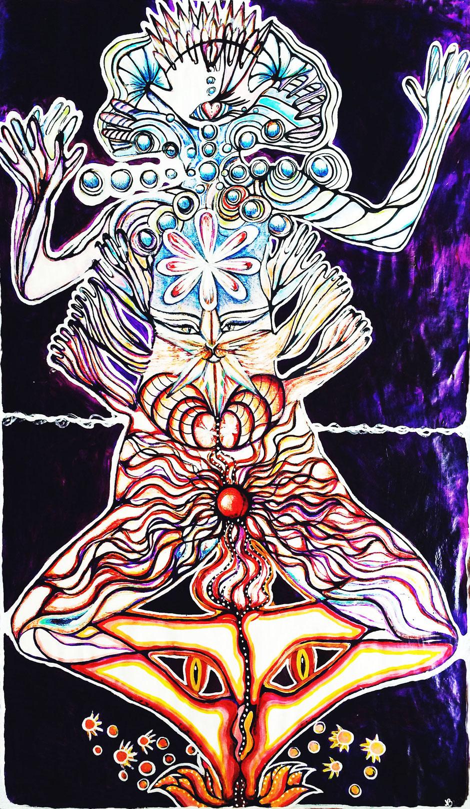Underwater Goddess 2017