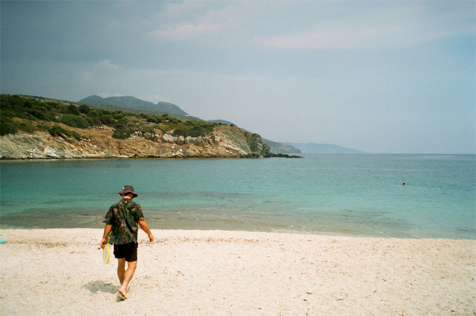 Bastouil on the Beach - Jonas Rogge