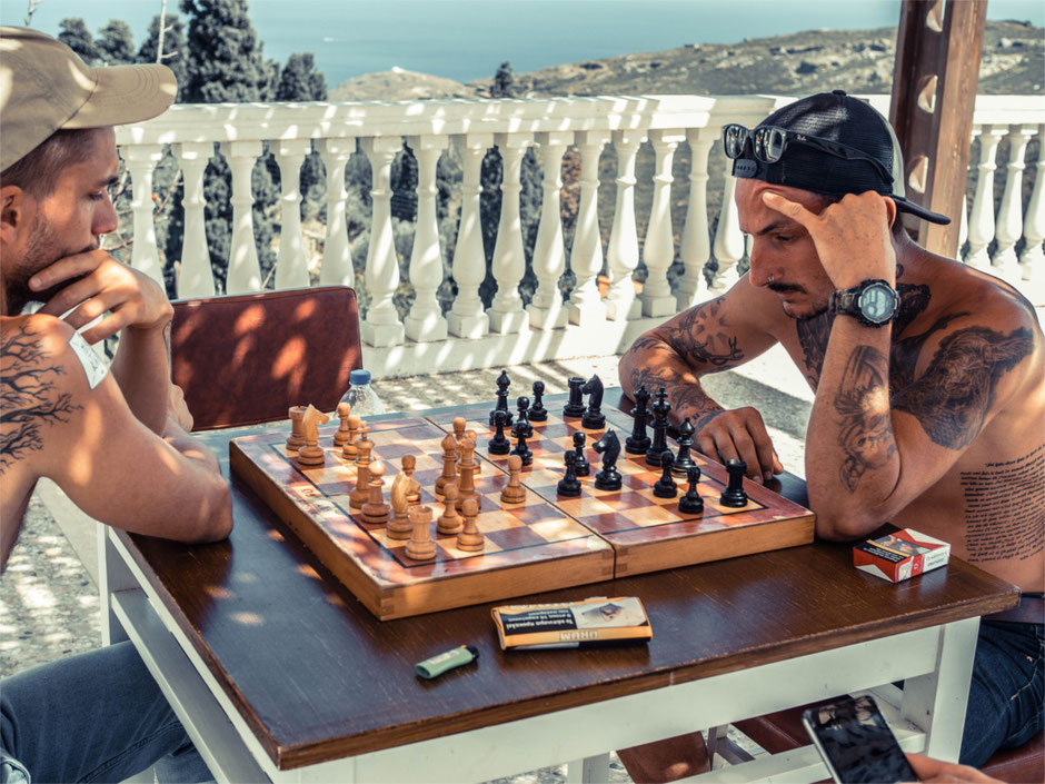 Chess - Mina Koleva