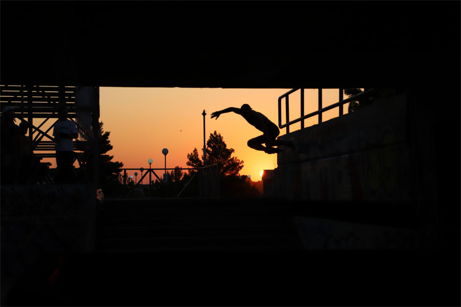 Damien, Mute Wallride – Hadrien Bastouil