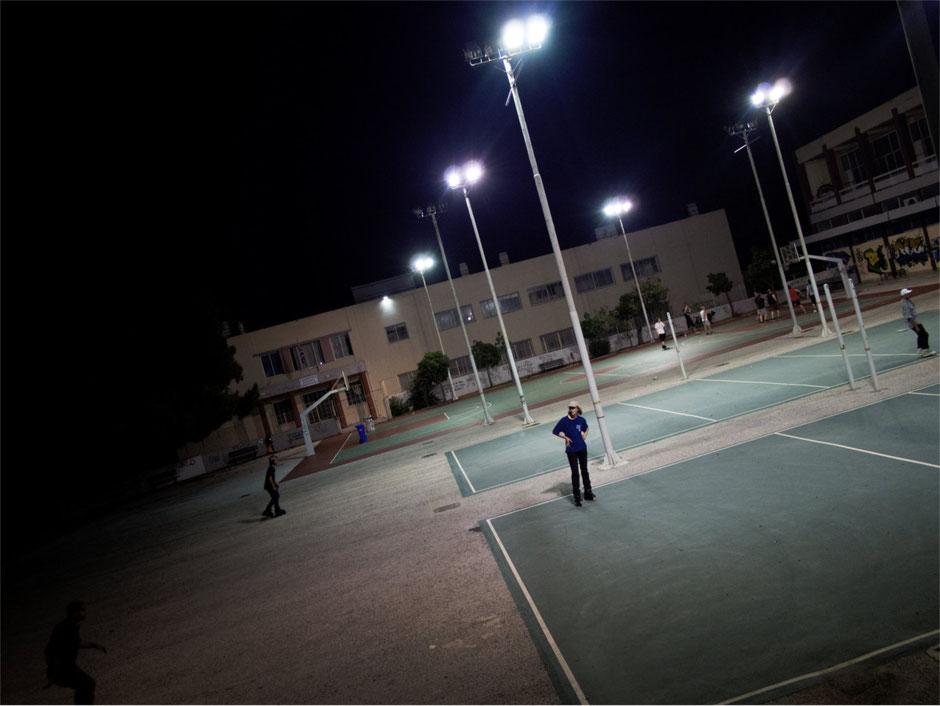 Schoolyard – Jo Zenk