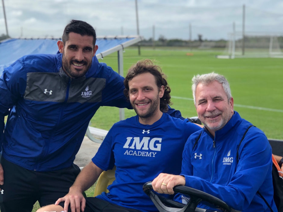 IMG Academy Soccer Coaches