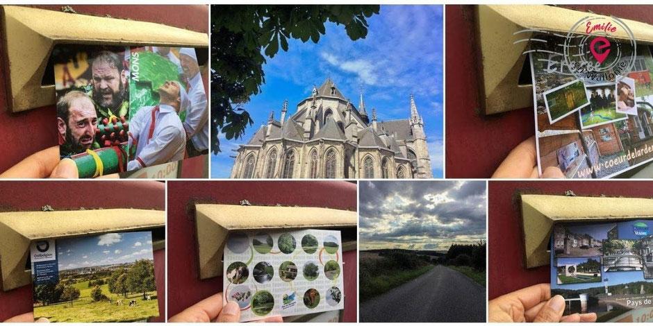 © Emilie en Wallonie | Ecrit | Un jour, une carte, un peu de Wallonie