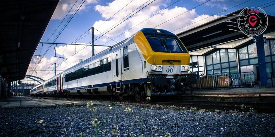 © Emilie en Wallonie | Photographie | Les voyages en train