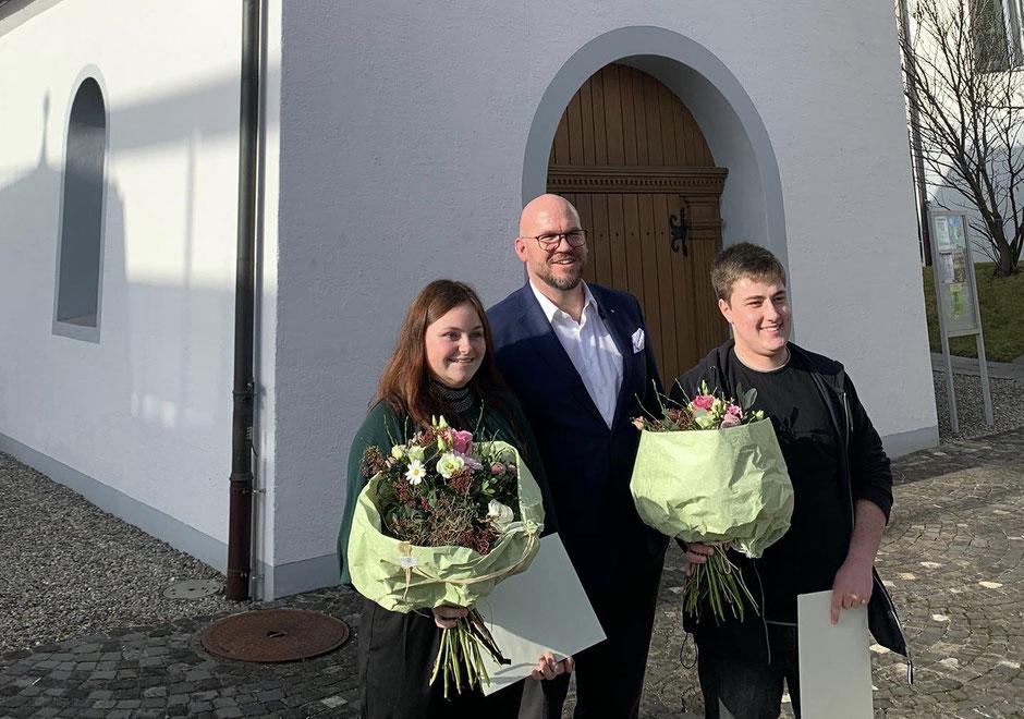 Pallottipreisträger 2020, Gymnasium Friedberg