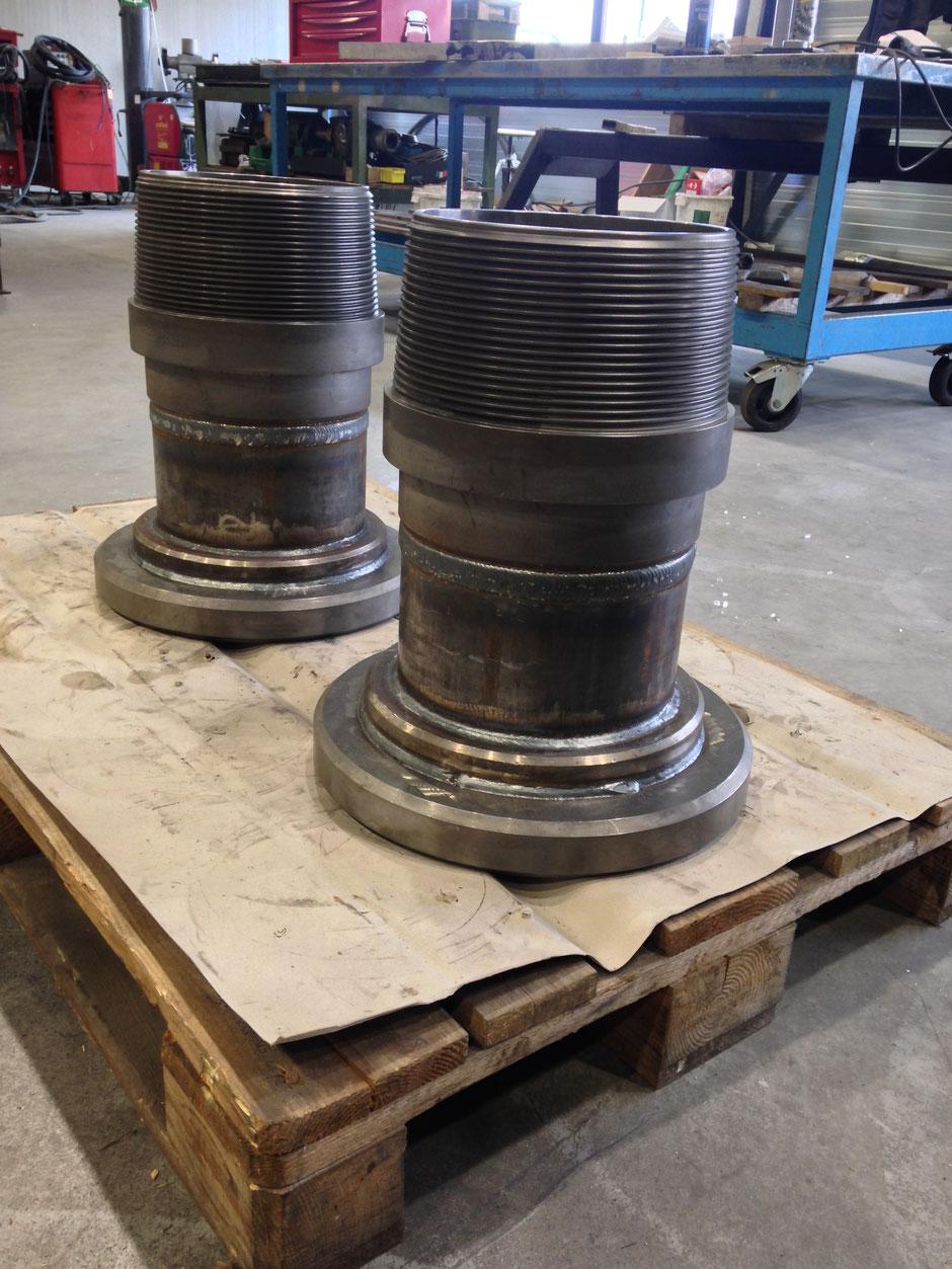 MAG laswerk staal