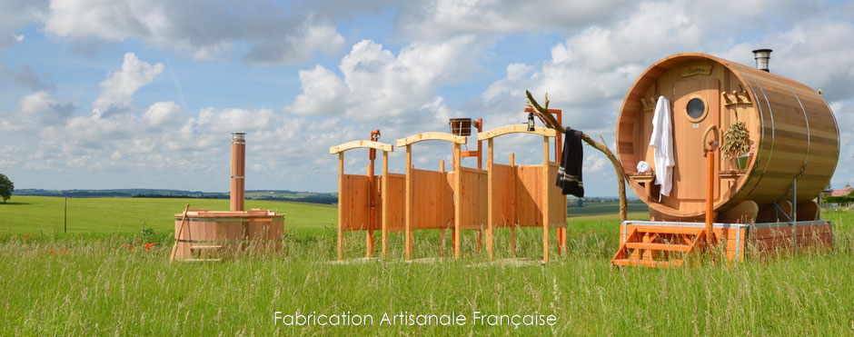 Location et vente de sauna en bois