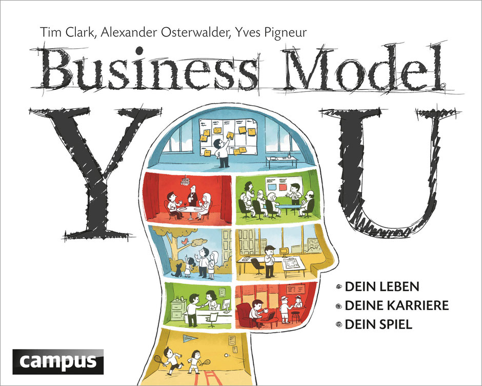 Cover: Business Model You
