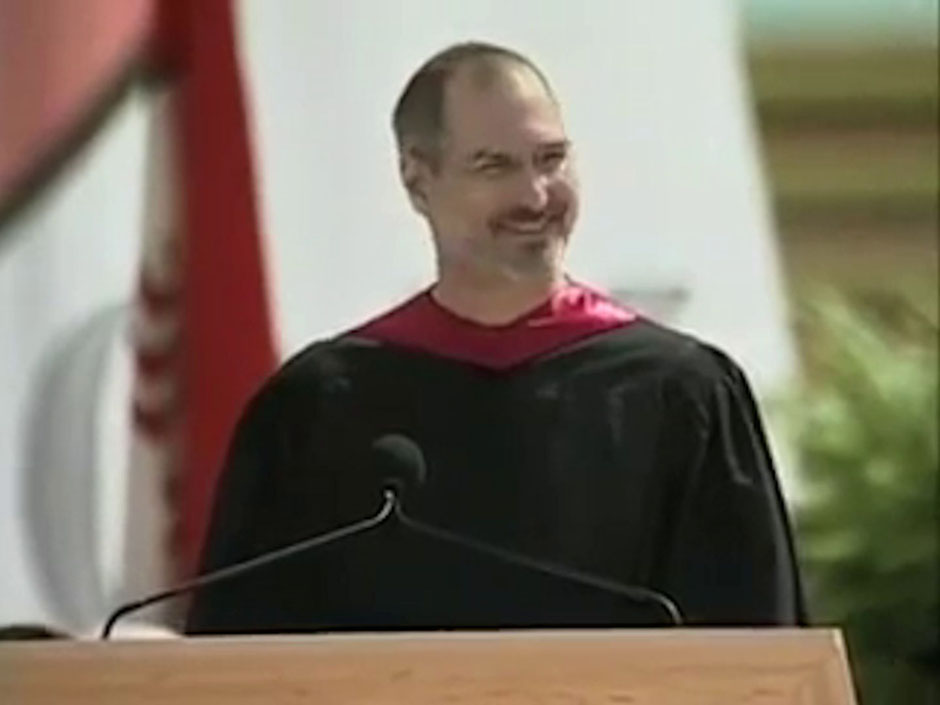 Steve Jobs at Stanford University