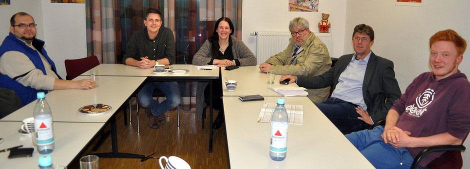 Bürgersprechstunde in Uppenberg