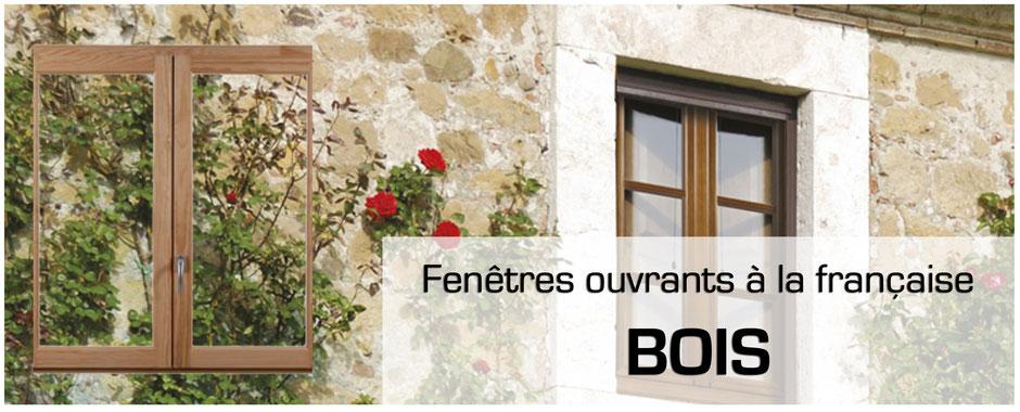fenêtre bois à clermont-ferrand