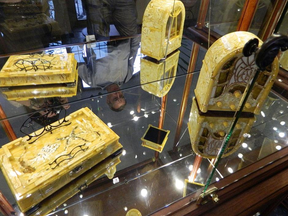 Открытие экспозиции большого собрания янтарных работ современных  художников Калининграда и Петербугра. amber, янтарь