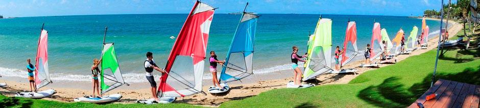 vante windsurf guadeloupe