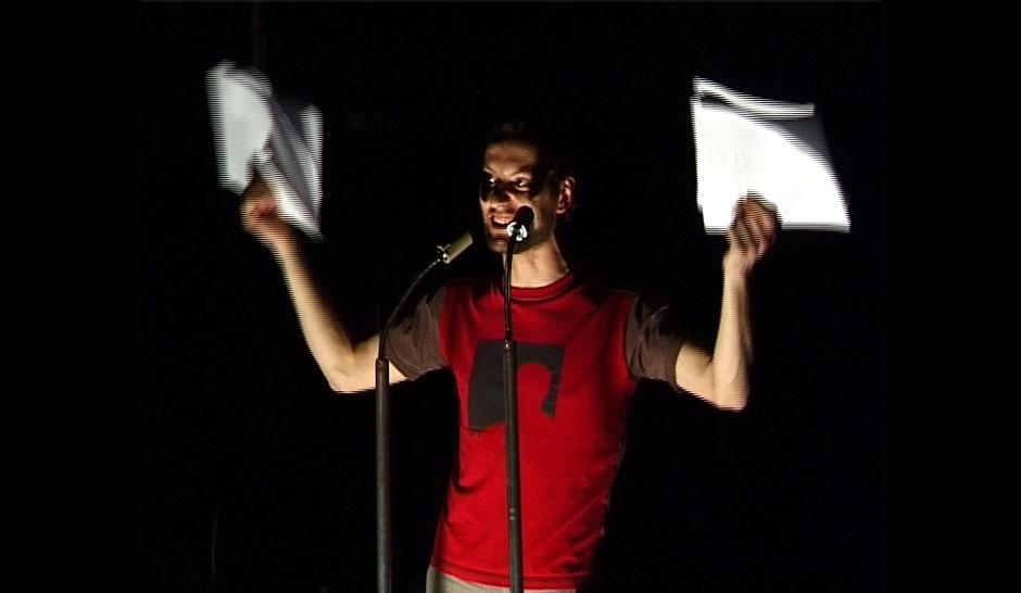Photo (c) David Barnagout - 7 fois dans ta bouche - Théâtre à cru - Alexis ARMENGOL - Alexandre LE NOURS