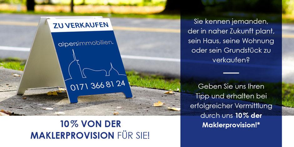 10% Aktion Immobilie verkaufen in Bremerhaven und Umgebung