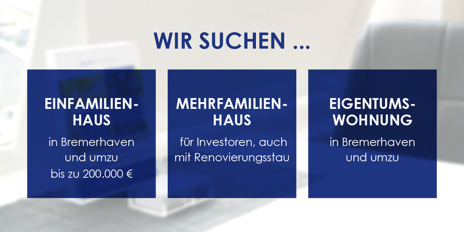 Immobilienmakler Bremerhaven
