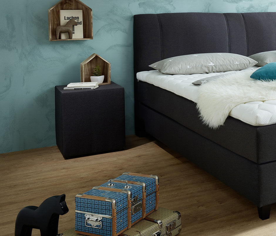 aktuelles ber boxspringbetten boxspringbett. Black Bedroom Furniture Sets. Home Design Ideas