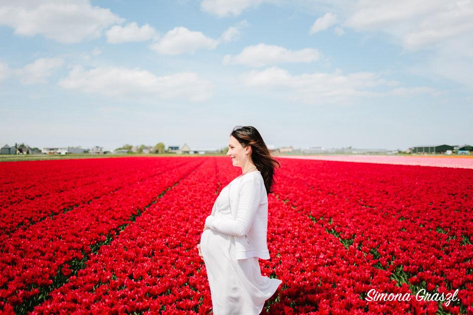 Zwanger shoot Leiden