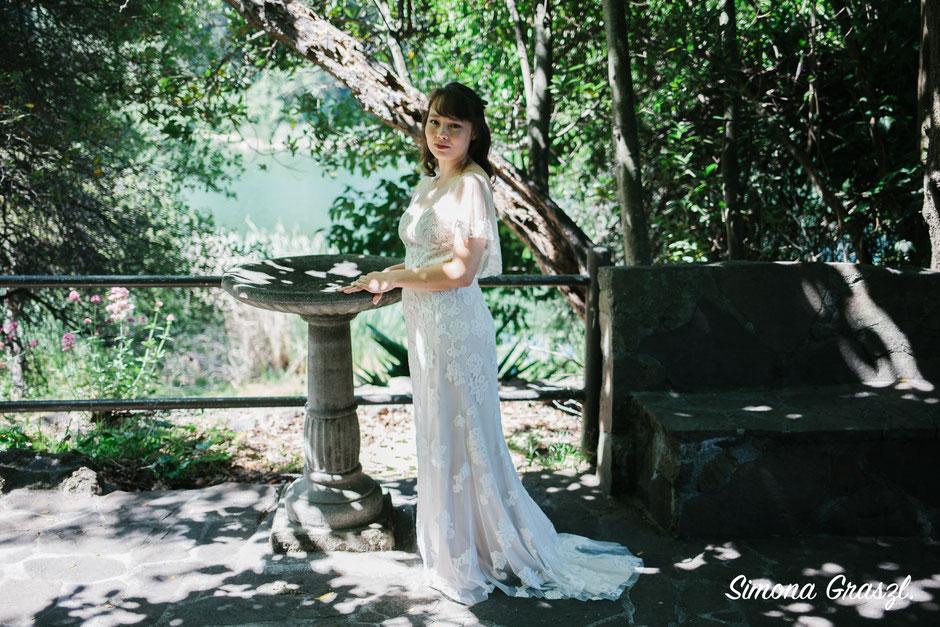 Bridal shoot Oakland