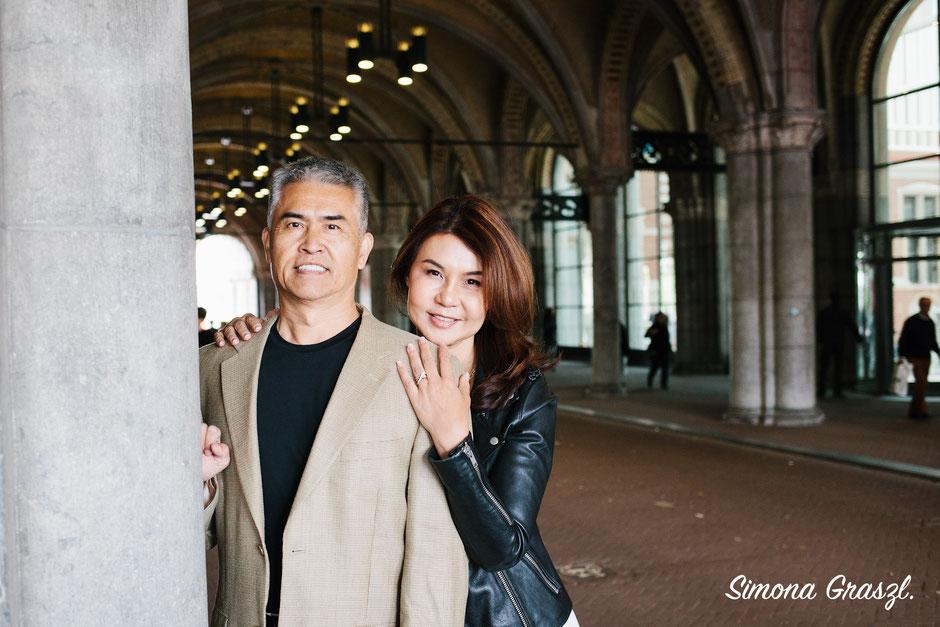Rijksmuseum shoot Amsterdam