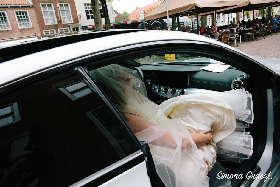 wedding dress Amsterdam