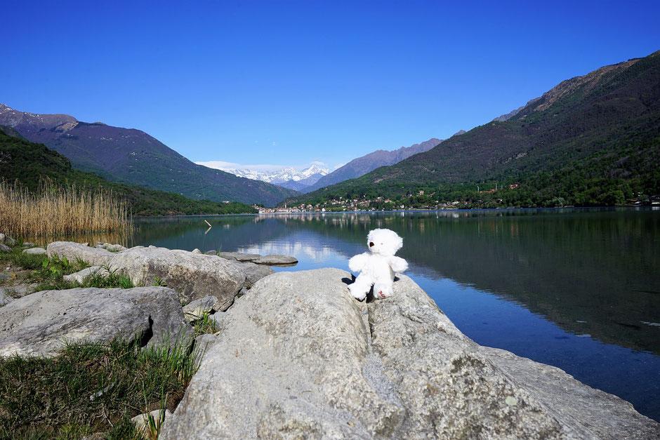 Lago di Mergozzo Continental Camping Village wolf78-overland.ch Blacklandy ostern