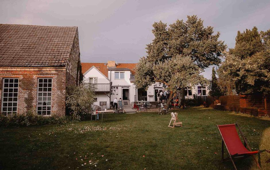 Hochzeits- und Eventlocation Haus am Bauernsee