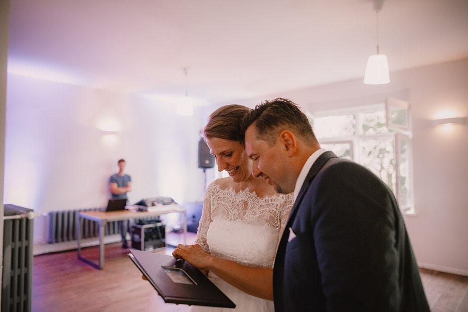Hochzeitspräsente