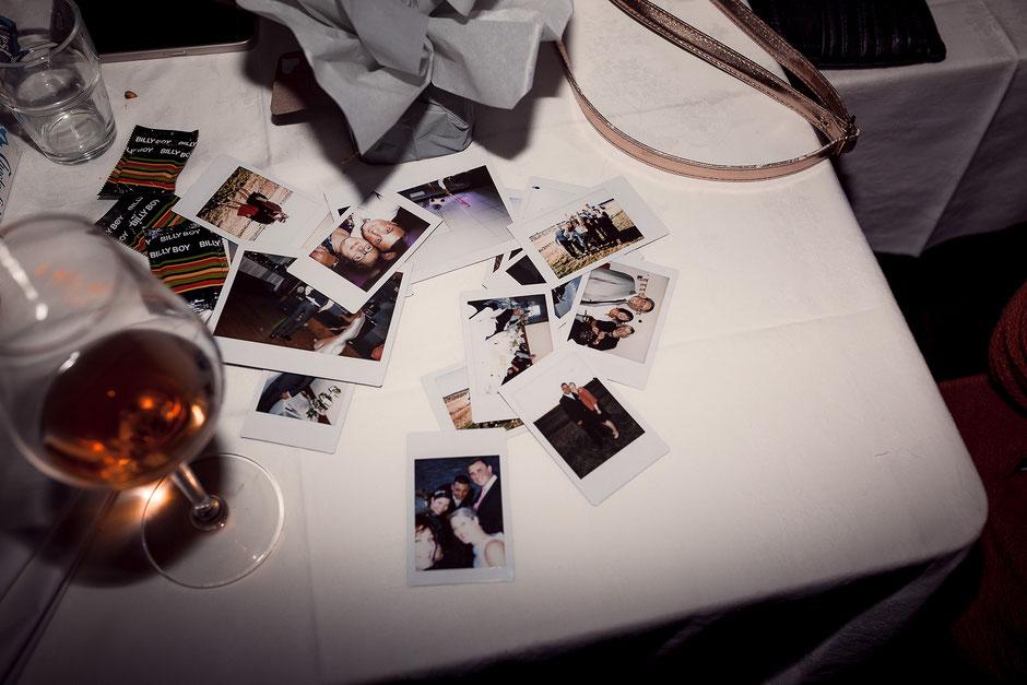 Sofortbilder Hochzeit